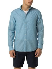 Tommy Hilfiger Cotton linen shirt