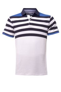 Tommy Hilfiger Niels stripe polo top