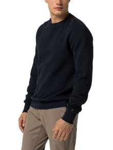 Tommy Hilfiger Abia quilted sweatshirt