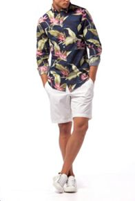 Tommy Hilfiger Paradise flower print shirt