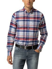 Tommy Hilfiger Shane check shirt