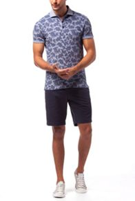Tommy Hilfiger Bay print polo top