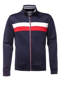 Tommy Hilfiger track zipthrough top