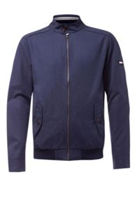Tommy Hilfiger basic zipped harrington jacket