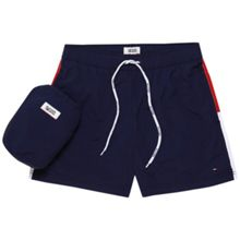 Tommy Hilfiger basic flag swim shorts