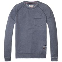Tommy Hilfiger burnout sweatshirt