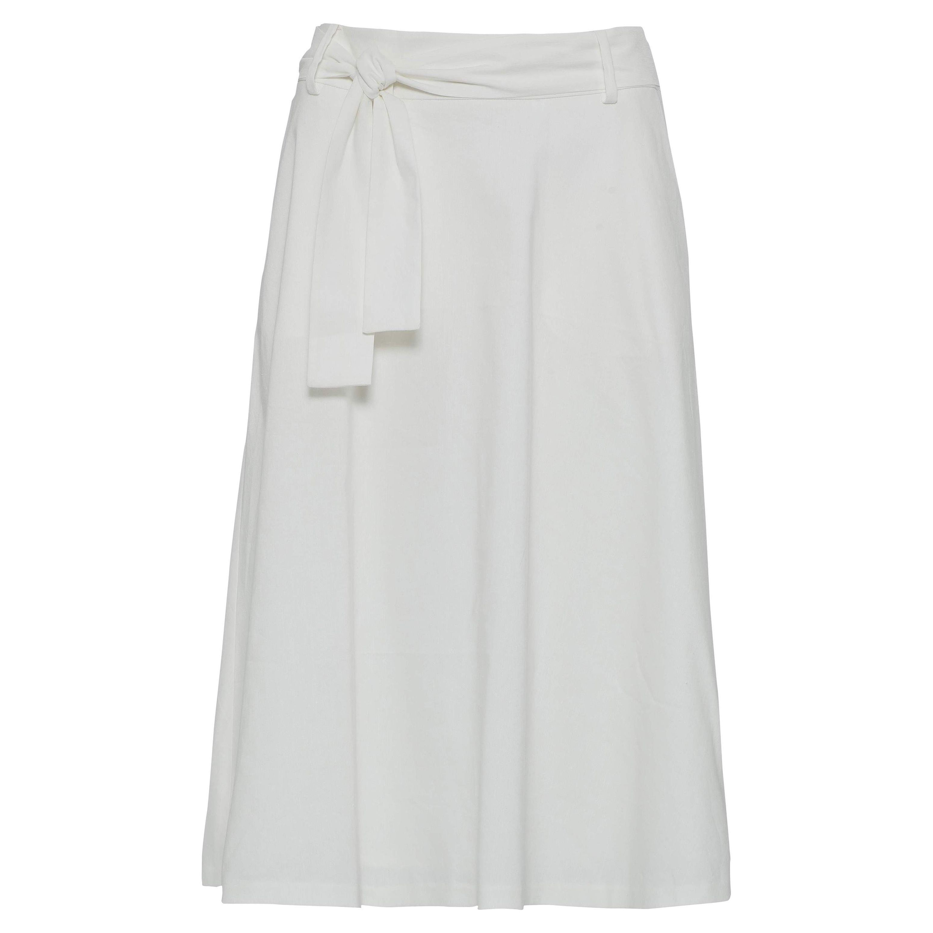 Tommy Hilfiger Tina Circle Skirt, White