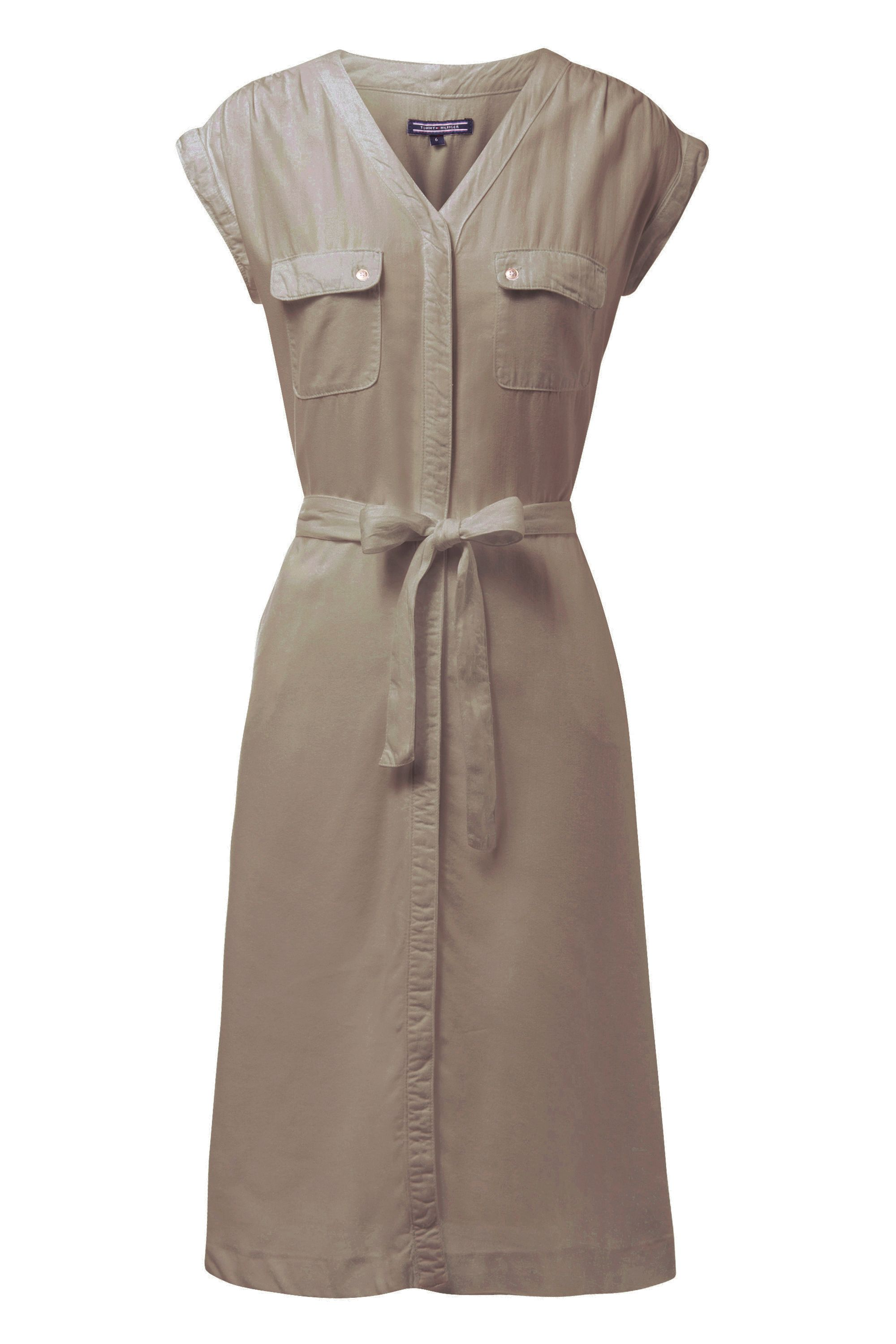 Tommy Hilfiger Tara Dress, Brown