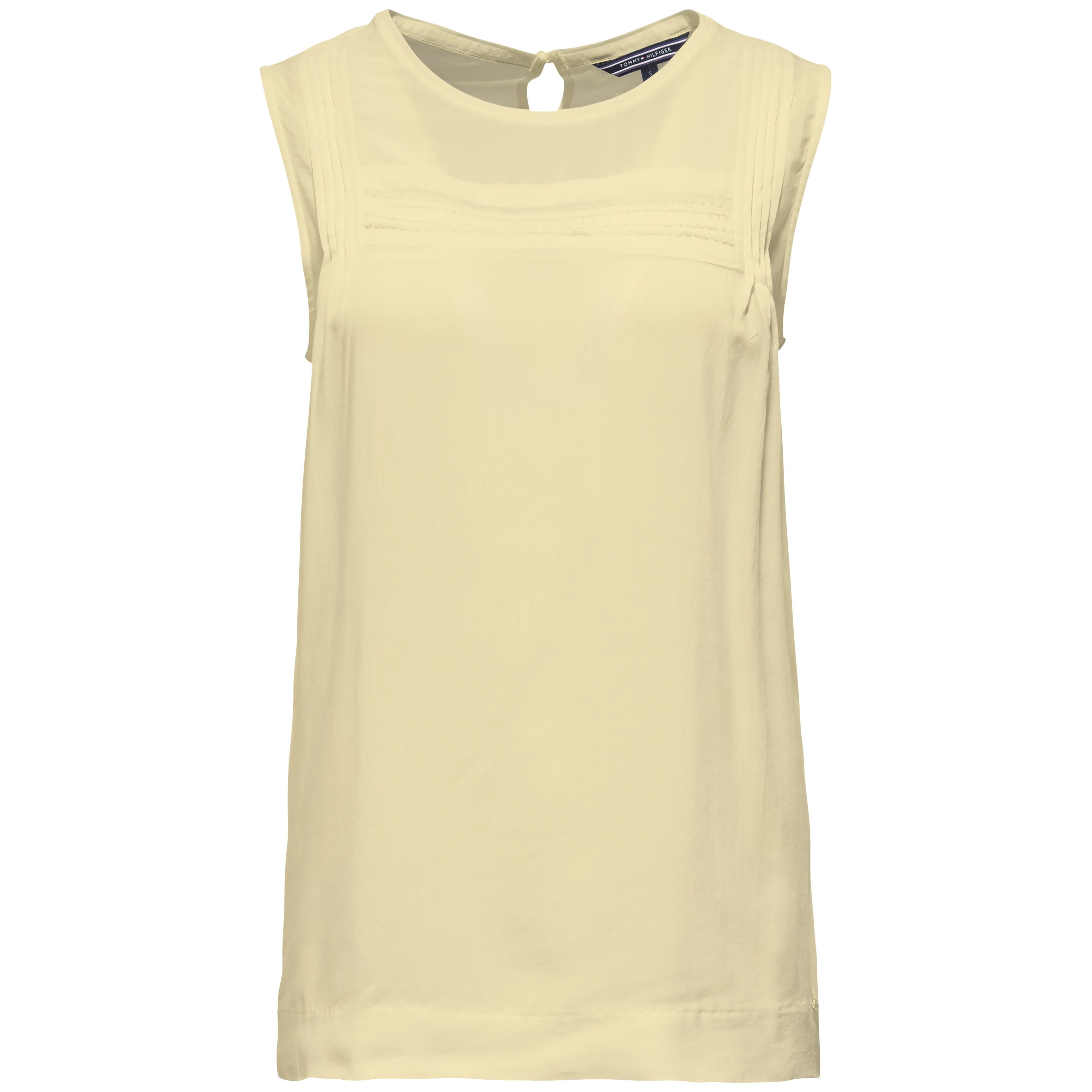 Tommy Hilfiger Cindy Top, Yellow