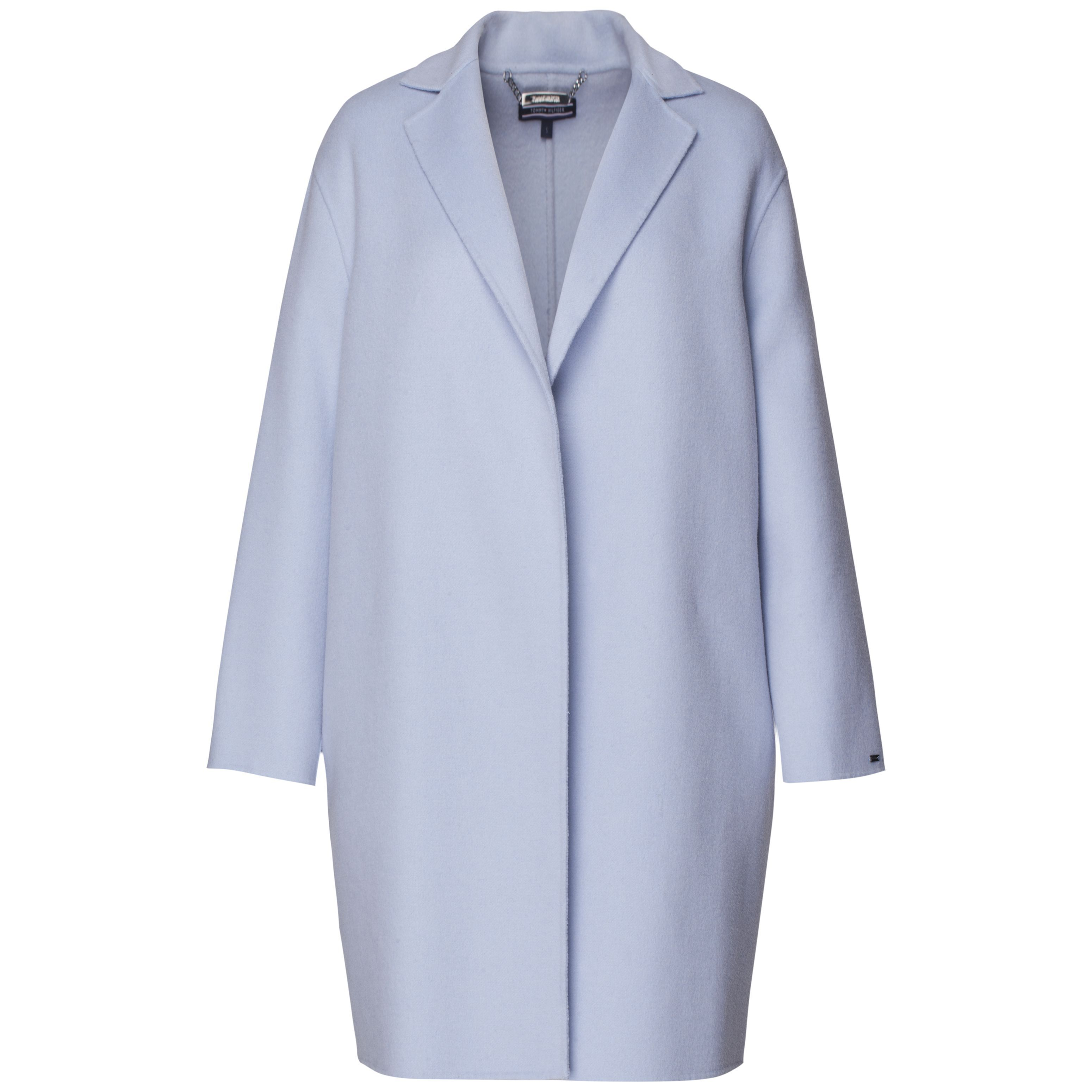 Tommy Hilfiger Carmen Wool Coat, Blue