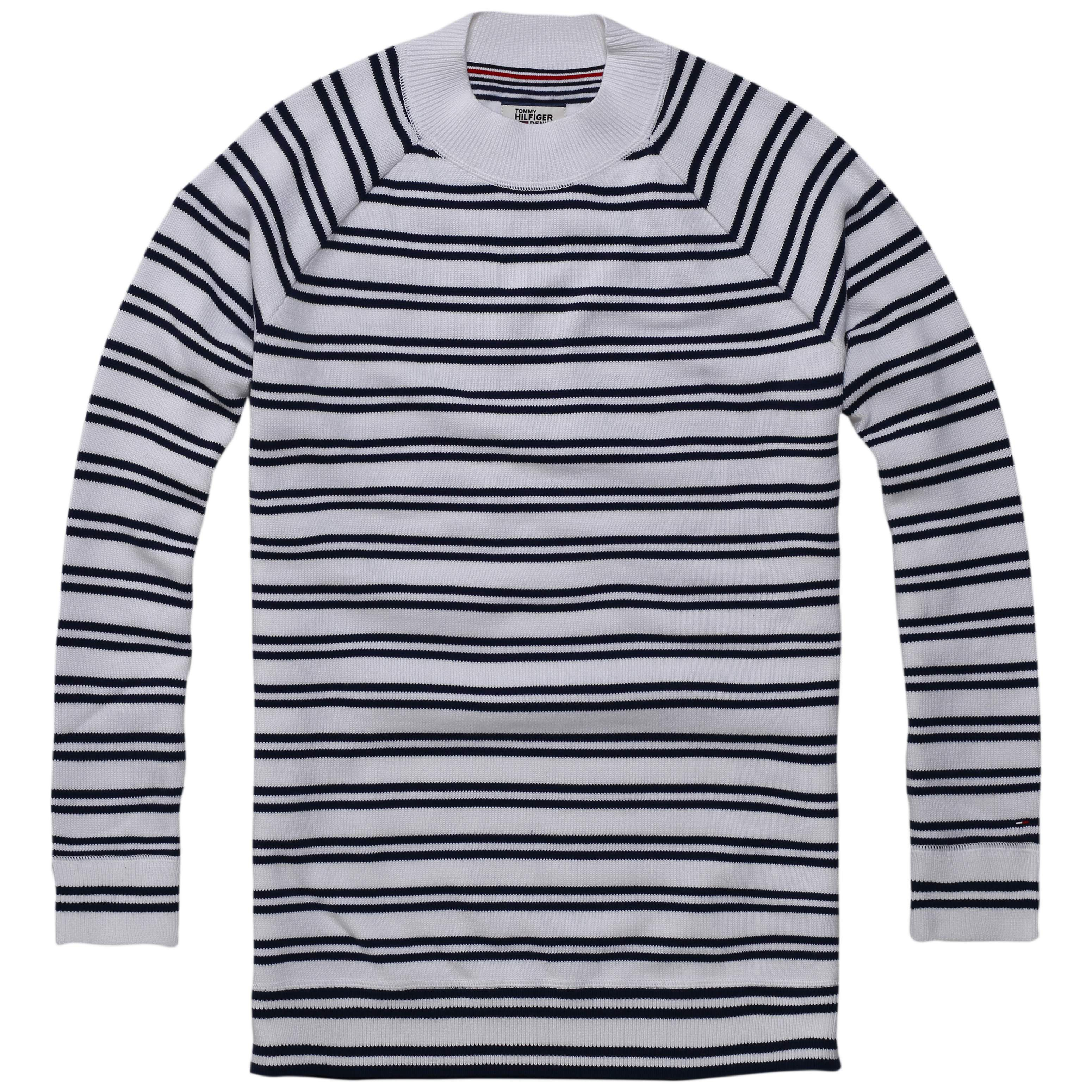 Tommy Hilfiger Stripe Tunic, White