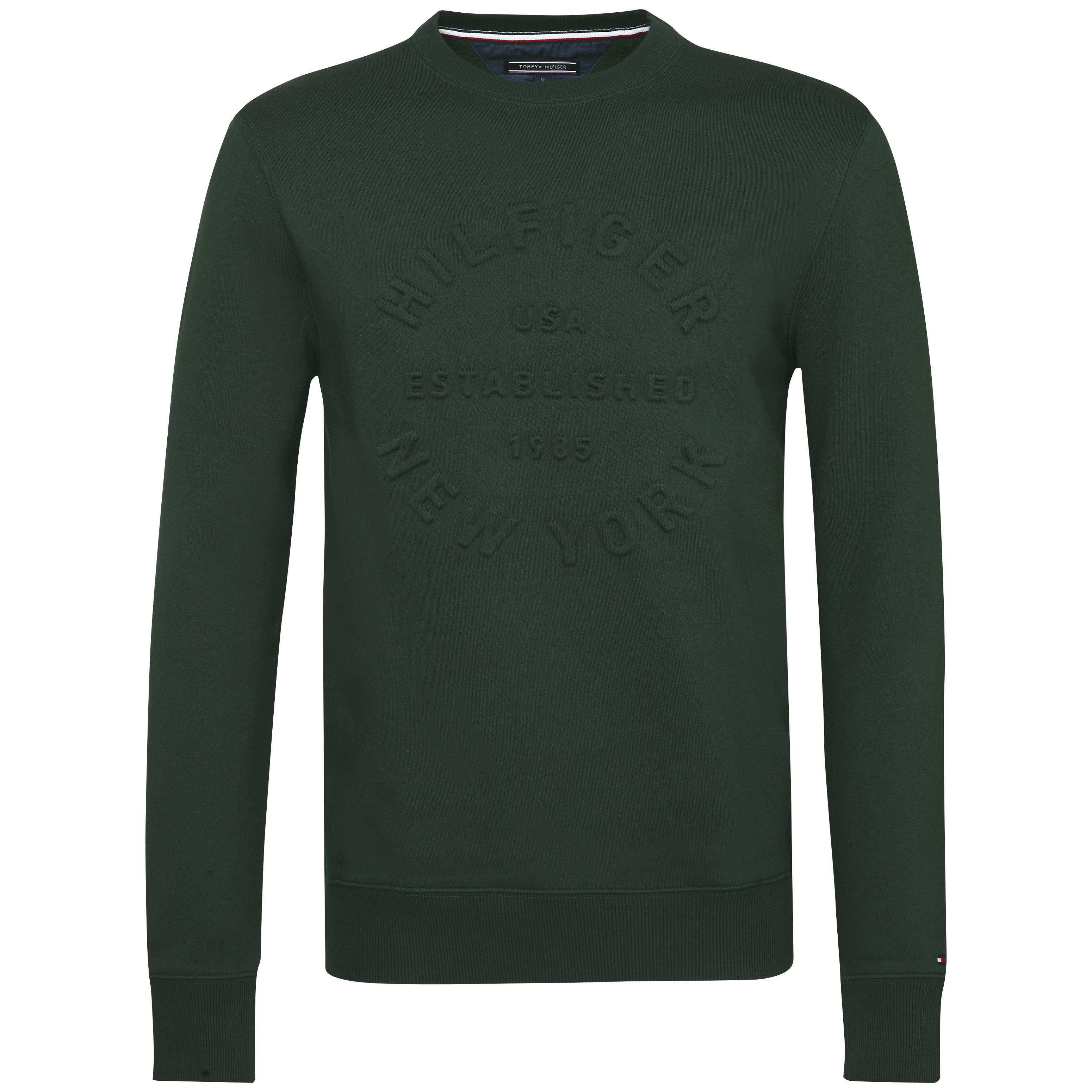 Men's Tommy Hilfiger Kent Jumper, Green