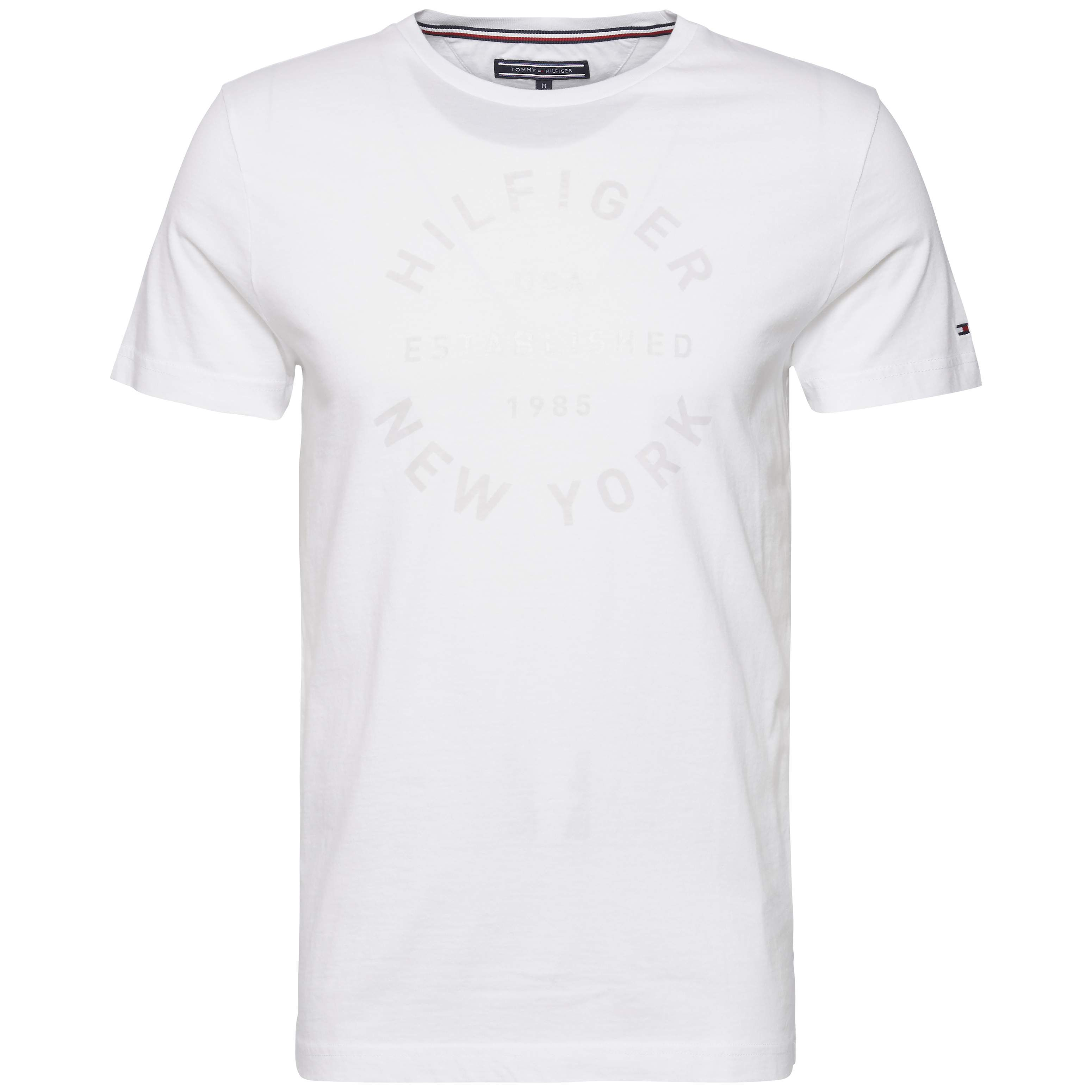 Men's Tommy Hilfiger Amos T-Shirt, White