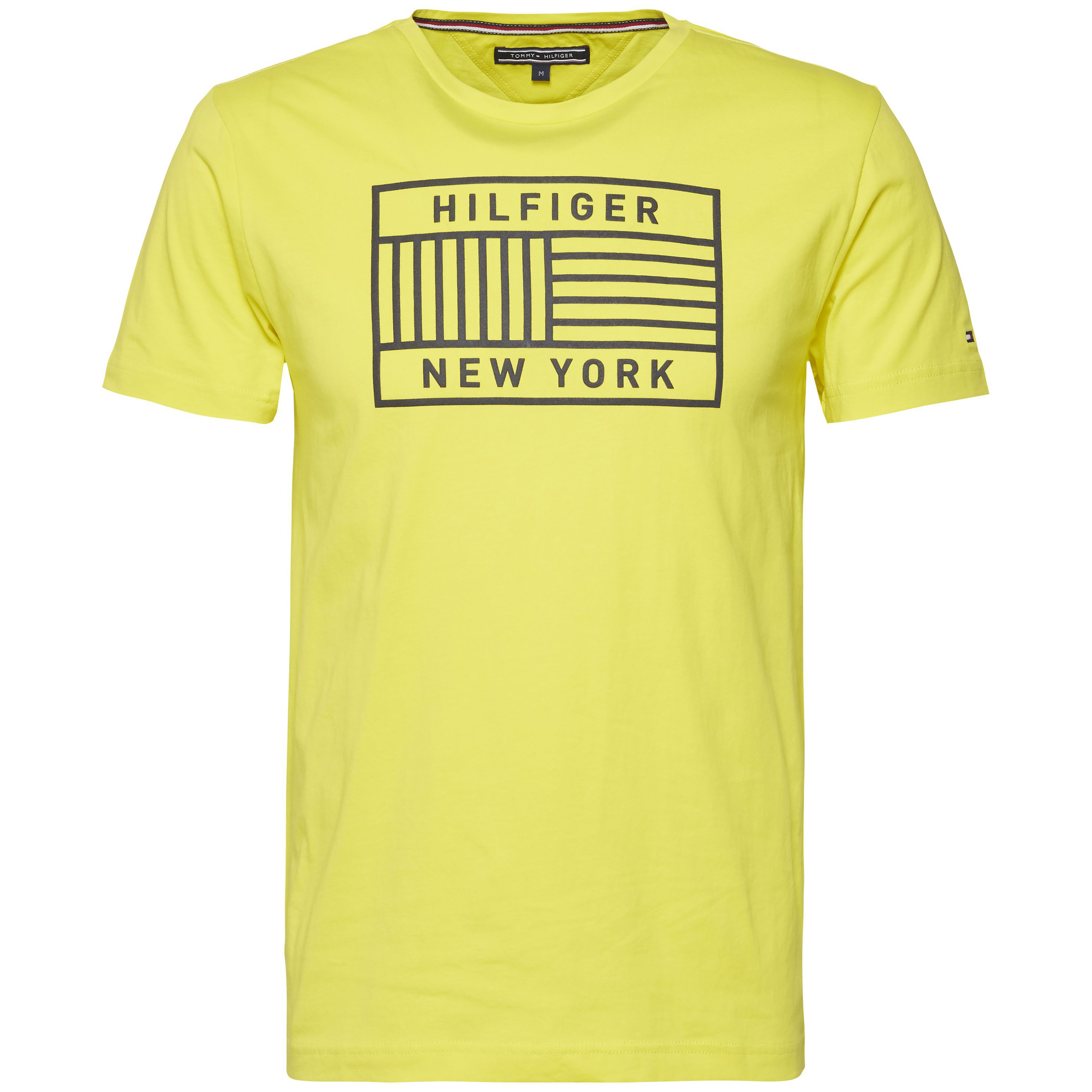 Men's Tommy Hilfiger Norman T-Shirt, Yellow