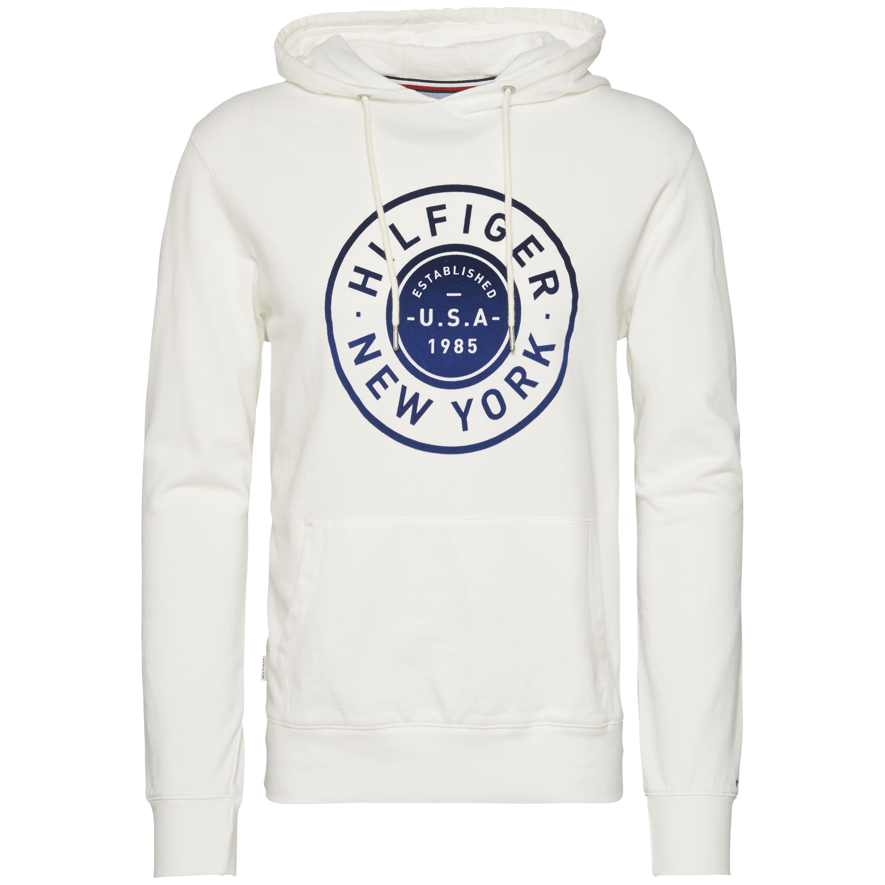 Men's Tommy Hilfiger Rick Graphic Hoody, Off White