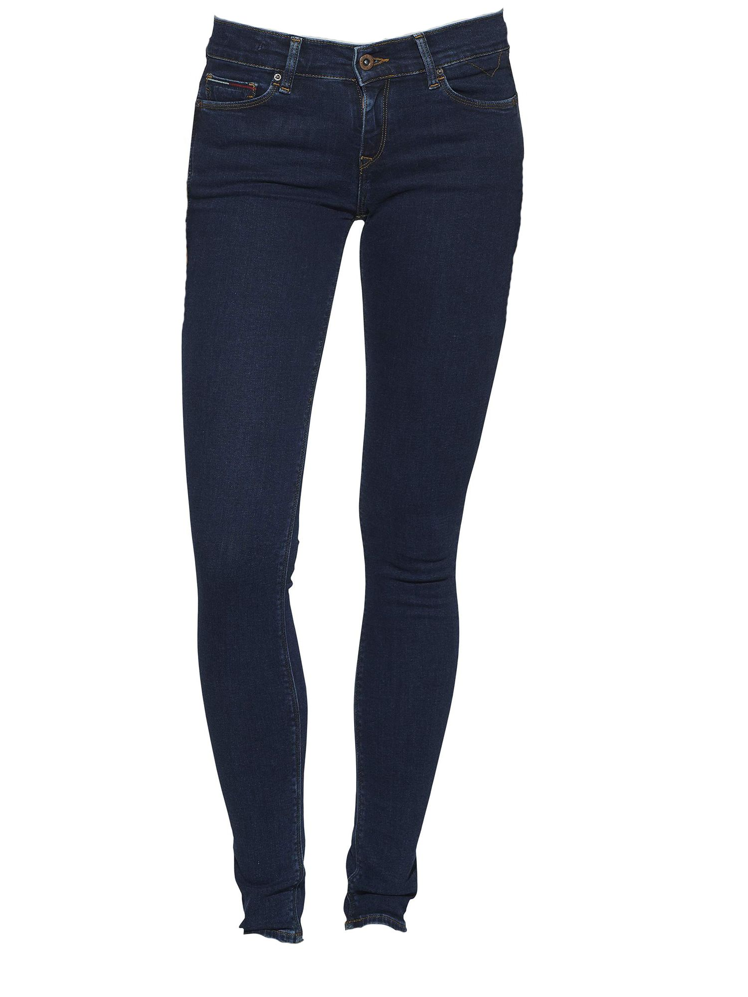 Mid Rise Skinny Nora Jeans, Blue
