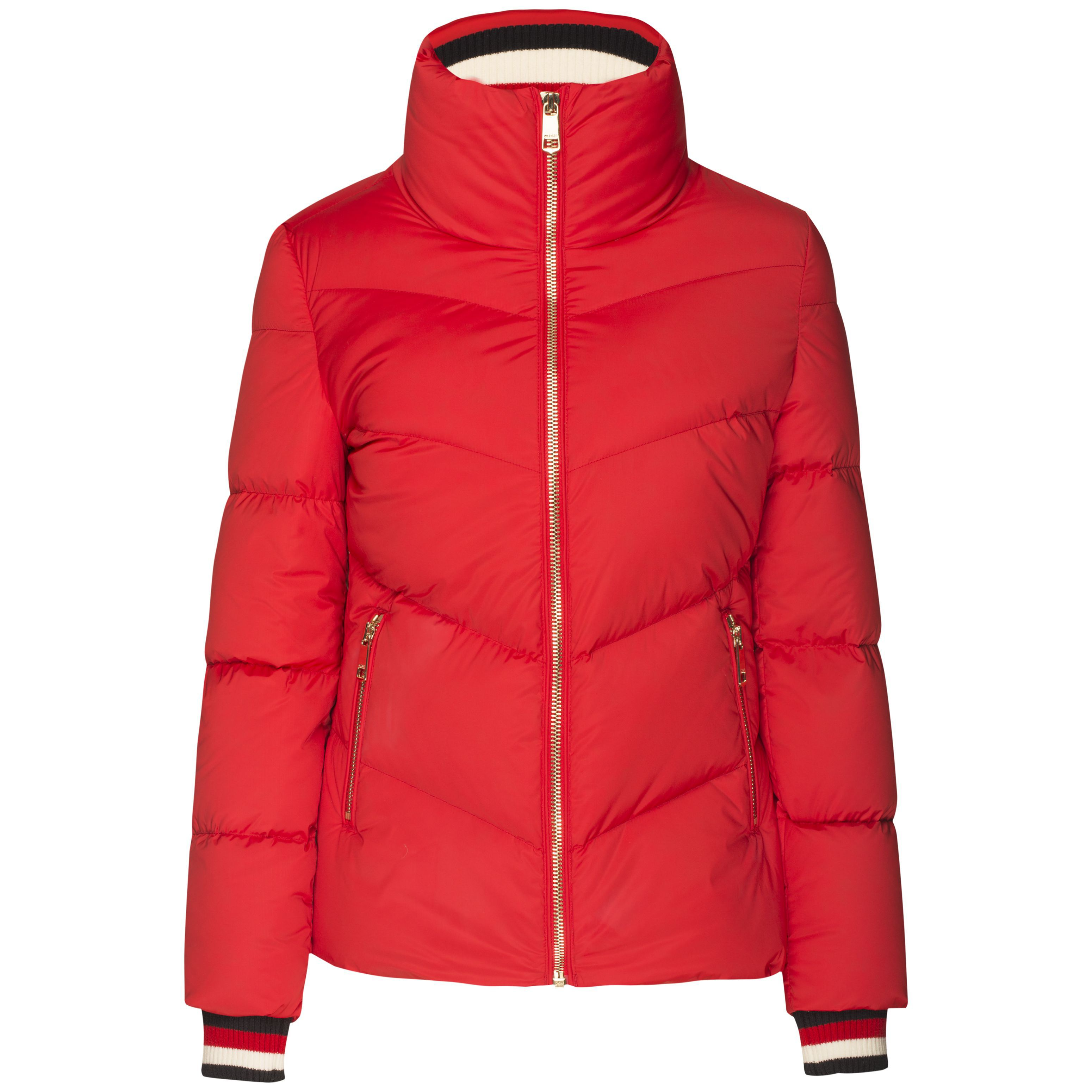 Tommy Hilfiger Callie Icon Down Jacket, Red