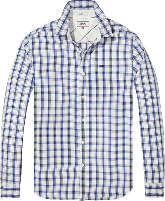 Tommy Hilfiger Tommy Jeans Essential Check Shirt
