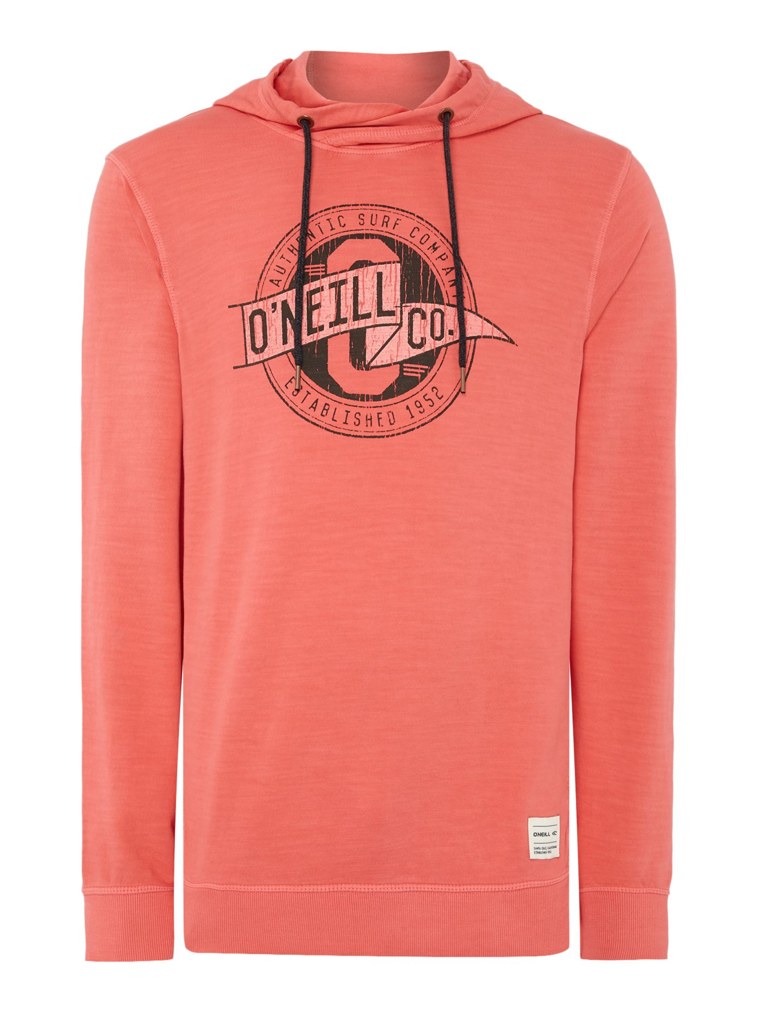 Men's O'Neill Sea diff hoodie, Red