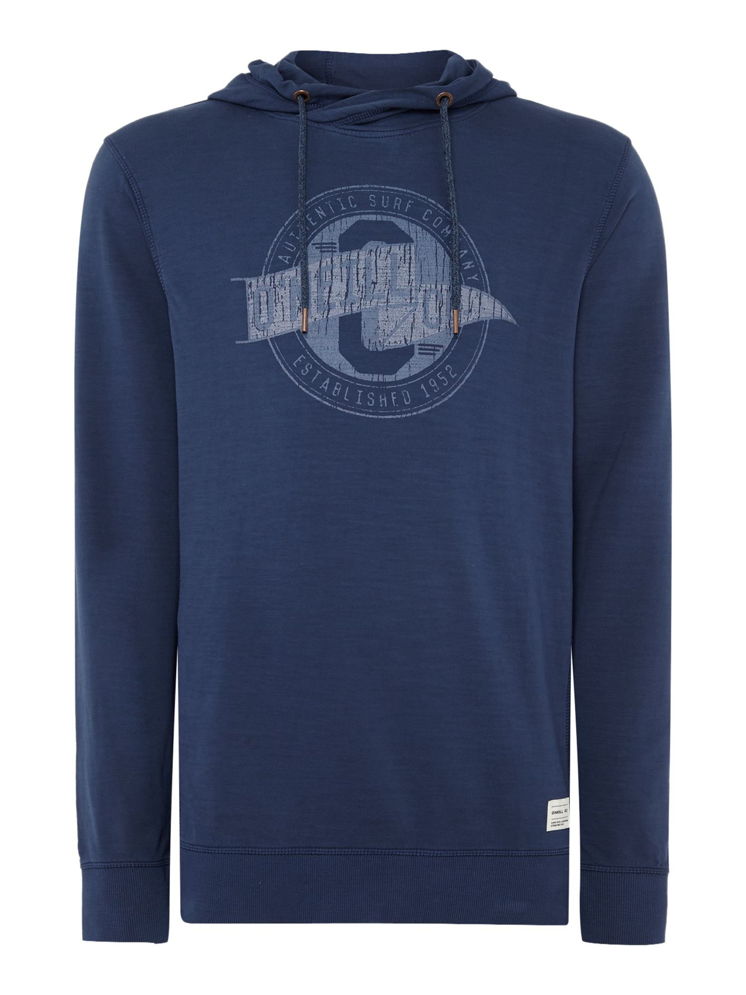 Men's O'Neill Sea diff hoodie, Blue