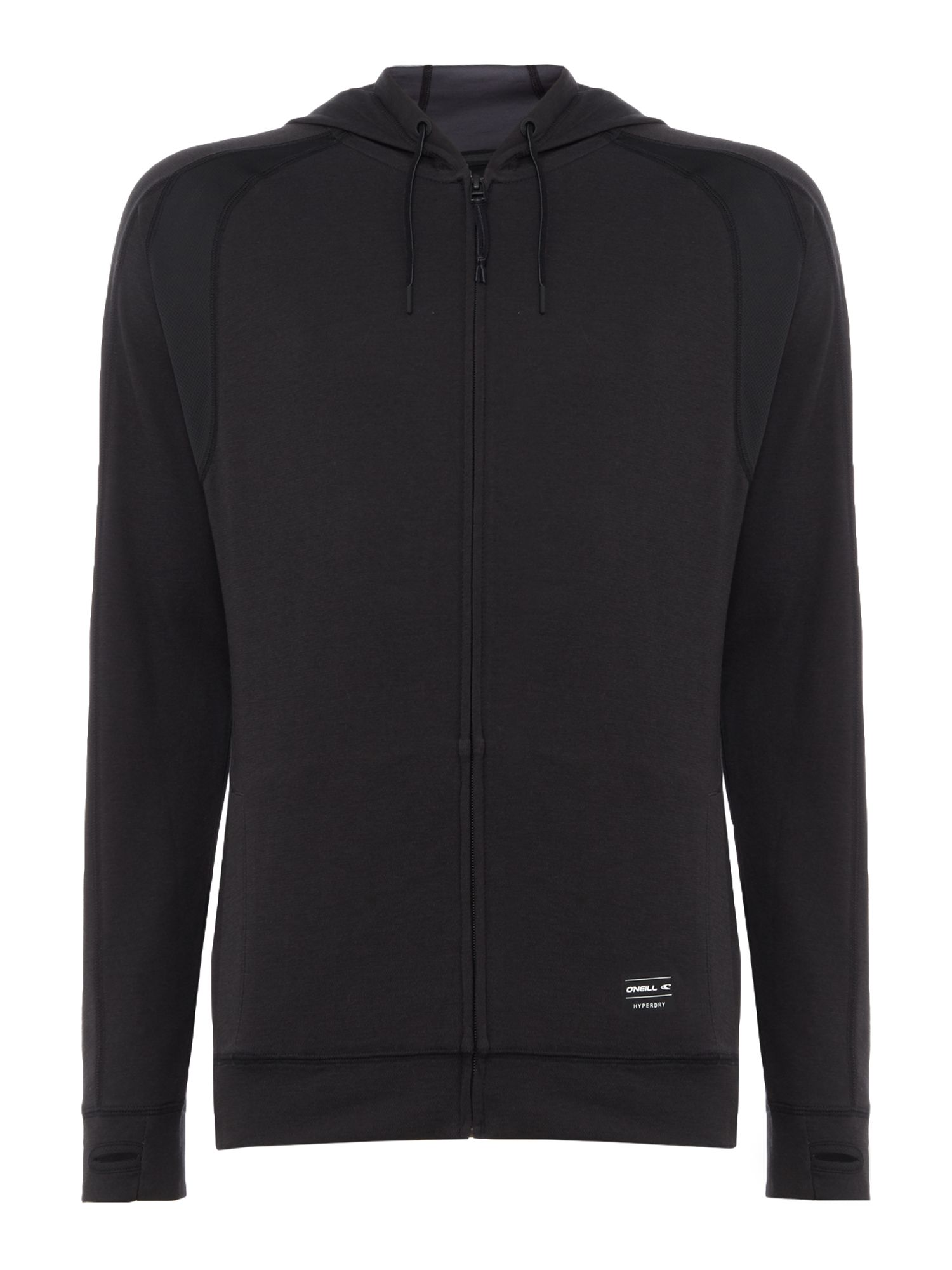 Men's O'Neill Force hoodie, Black