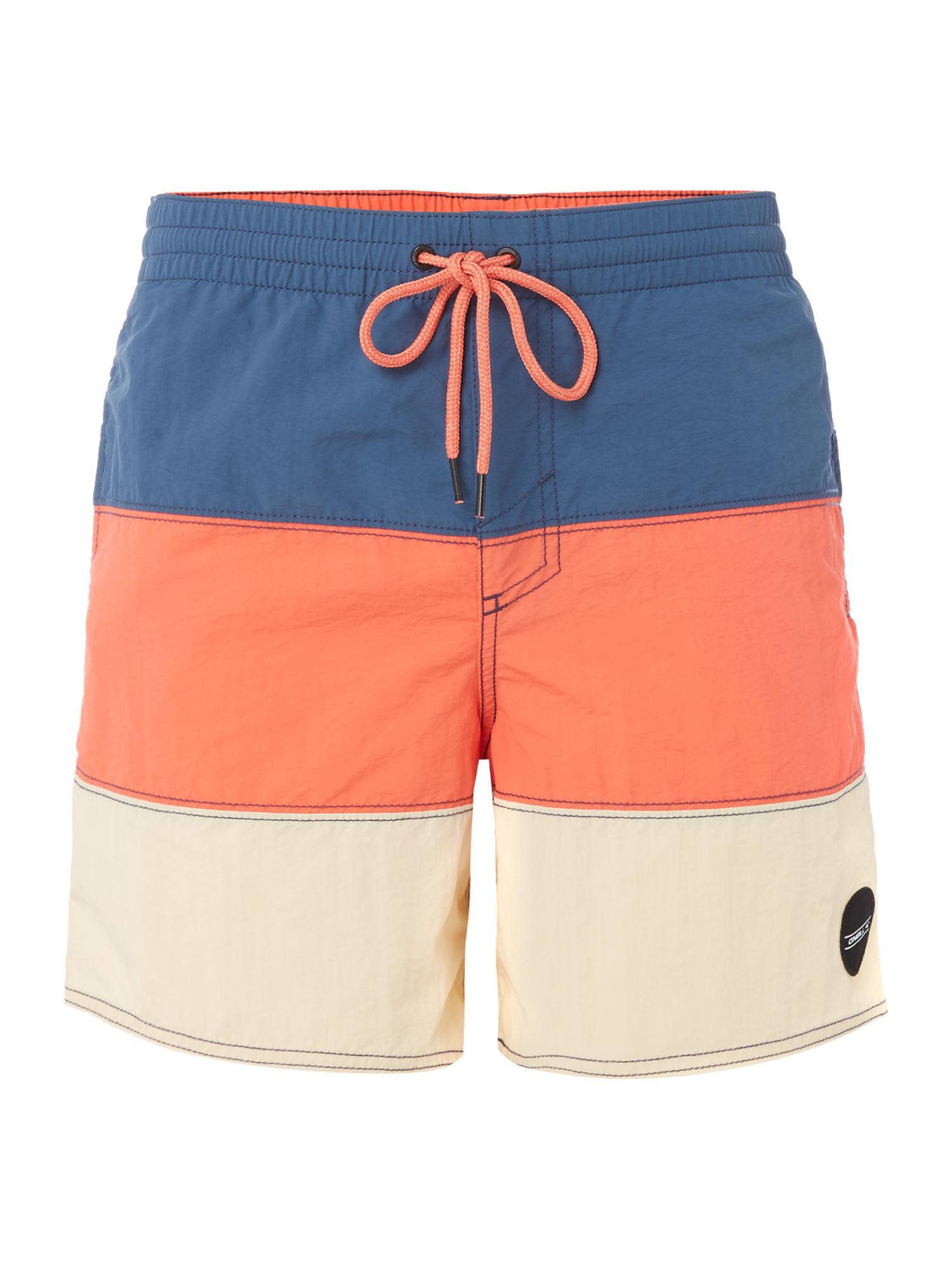 Men's O'Neill Cross step shorts, Red