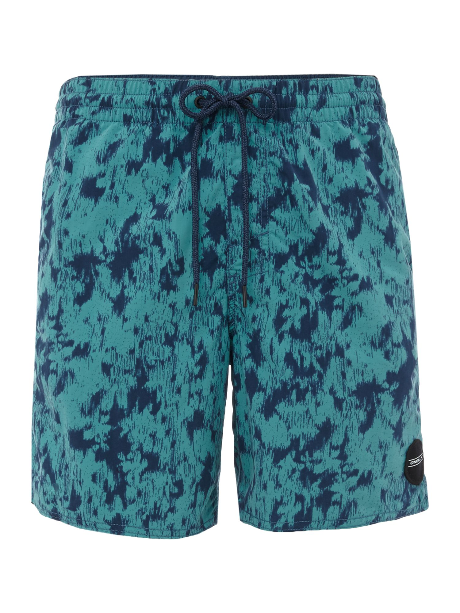 Men's O'Neill Thirst for surf shorts, Green Blue