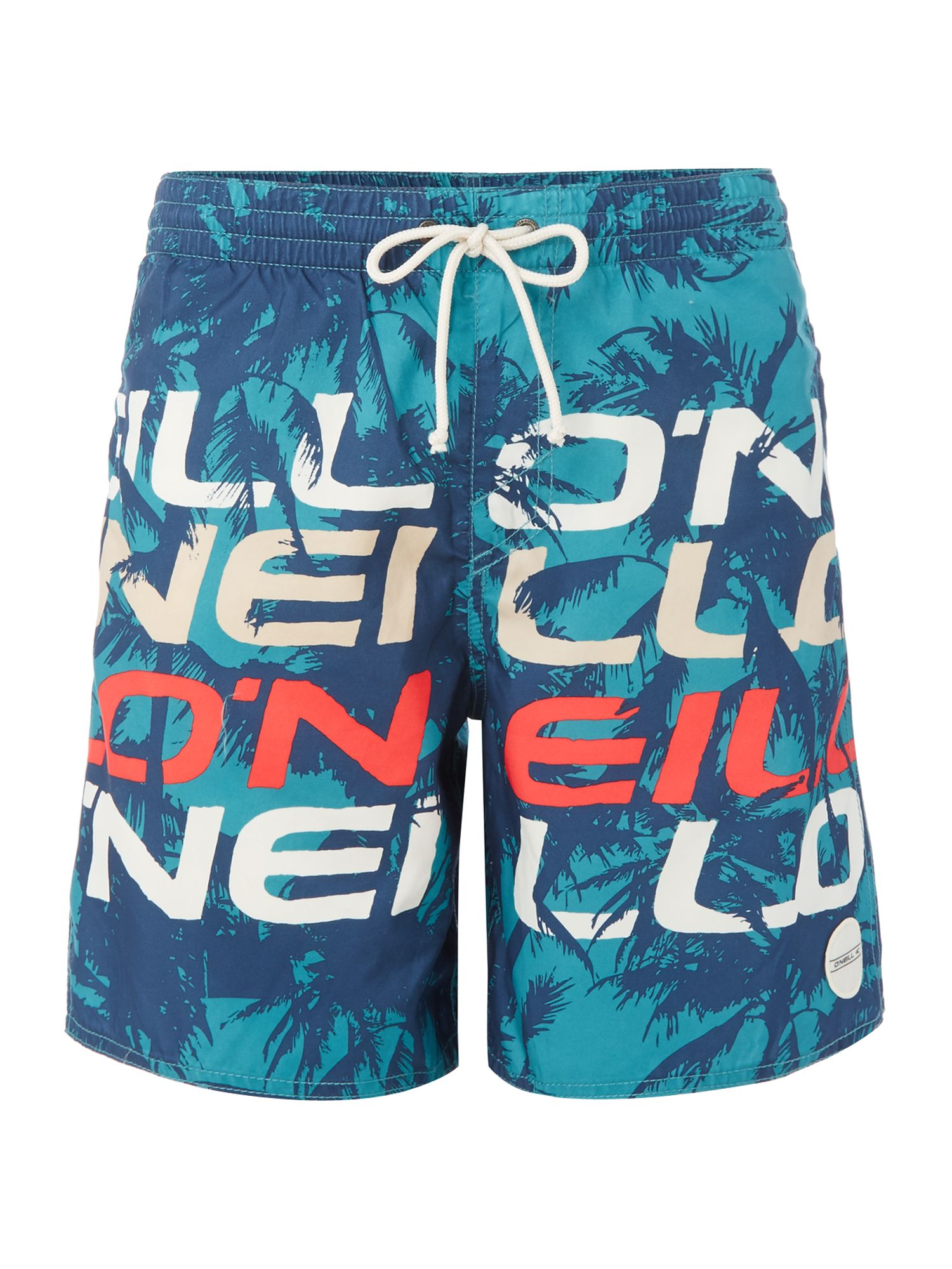 Men's O'Neill Stacked 3 shorts, Green