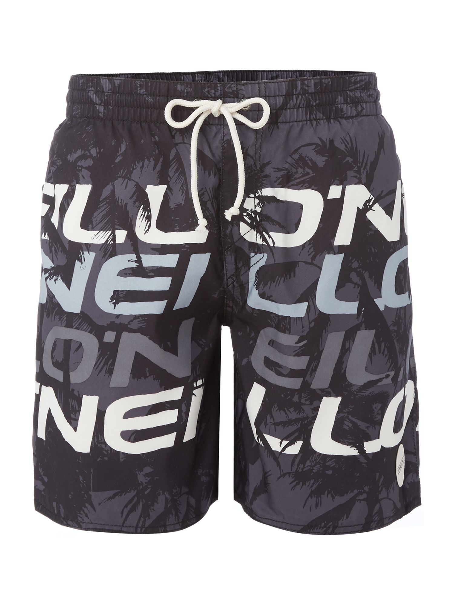 Men's O'Neill Stacked 3 shorts, Black