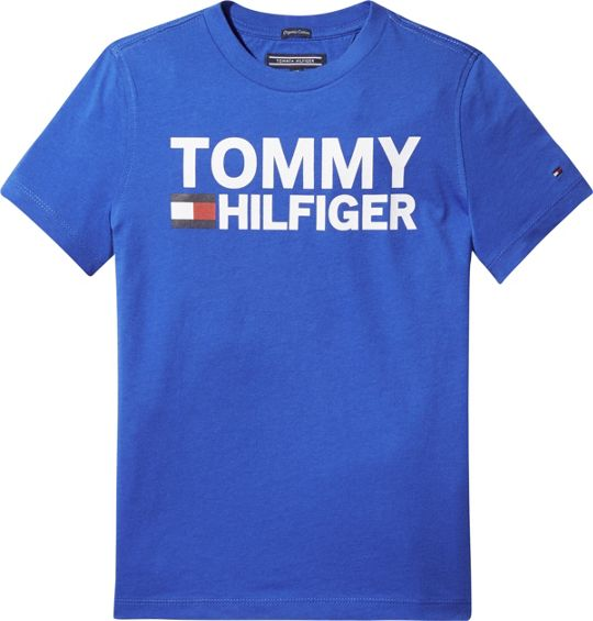 Tommy Hilfiger Boys Graphic Tee