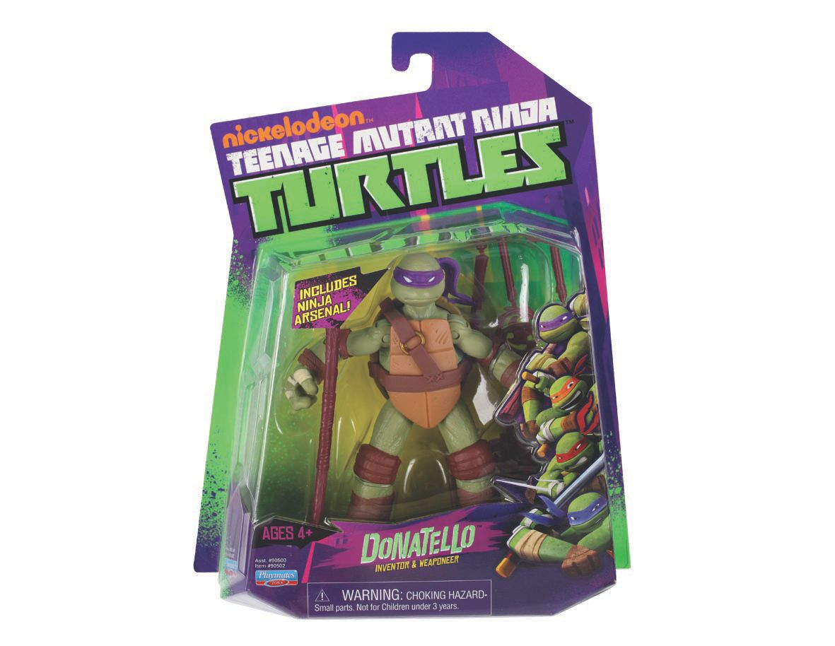 Donatello Turtles action figure