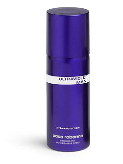 Ultraviolet man deodorant spray 150ml