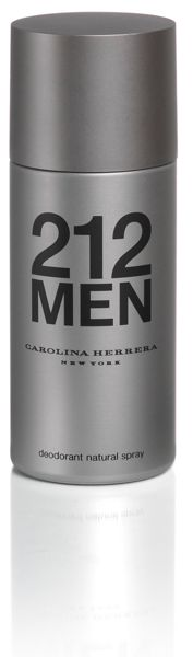 Carolina Herrera 212 men`s deodorant 150ml