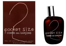 Comme des Garcons 2 man pocket spray EDP 25ml