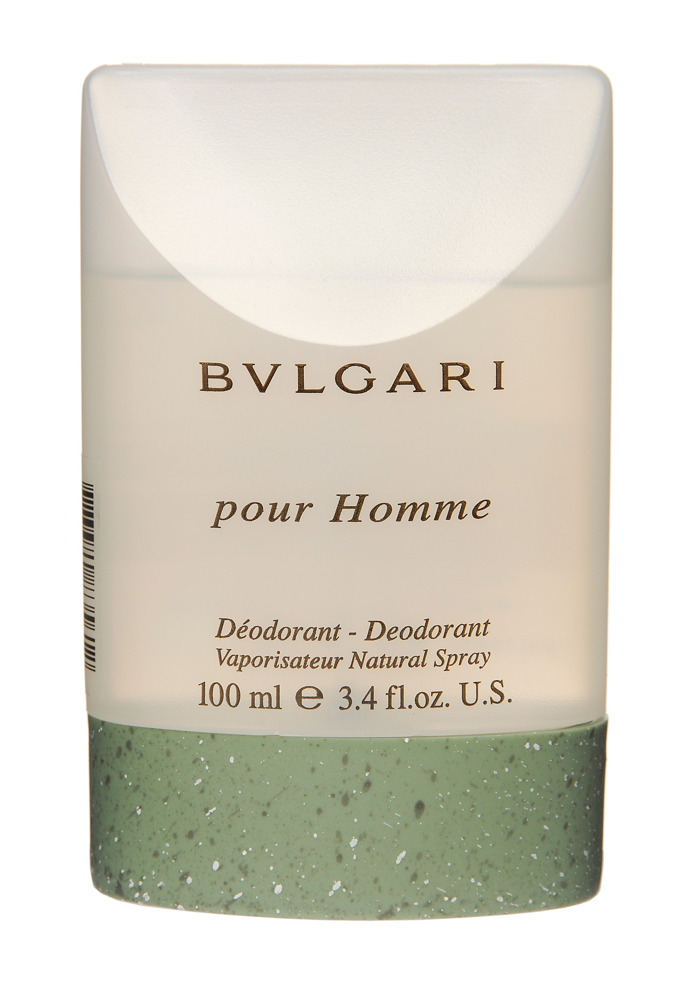 Bvlgari 100ml pour homme deodorant spray product image