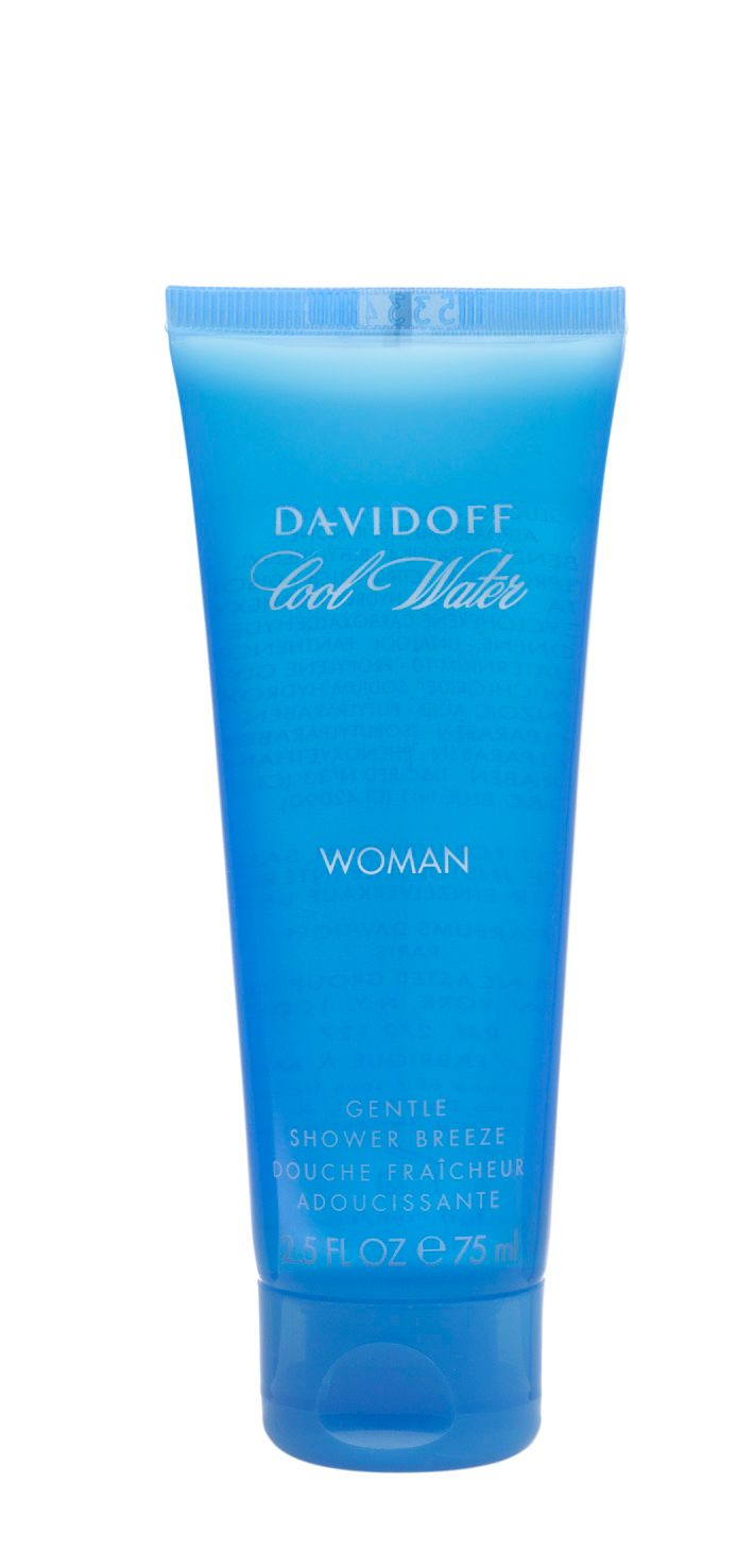 Davidoff 200ml Cool Water woman gentle shower