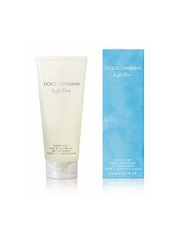 Light Blue bath and shower gel 200ml