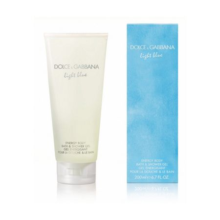 Dolce&Gabbana Light Blue bath and shower gel 200ml