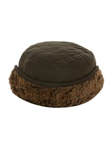 Stanhope wax trapper hat