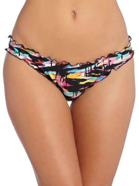 Freya Venice Beach Frilled Hipster Bikini Brief
