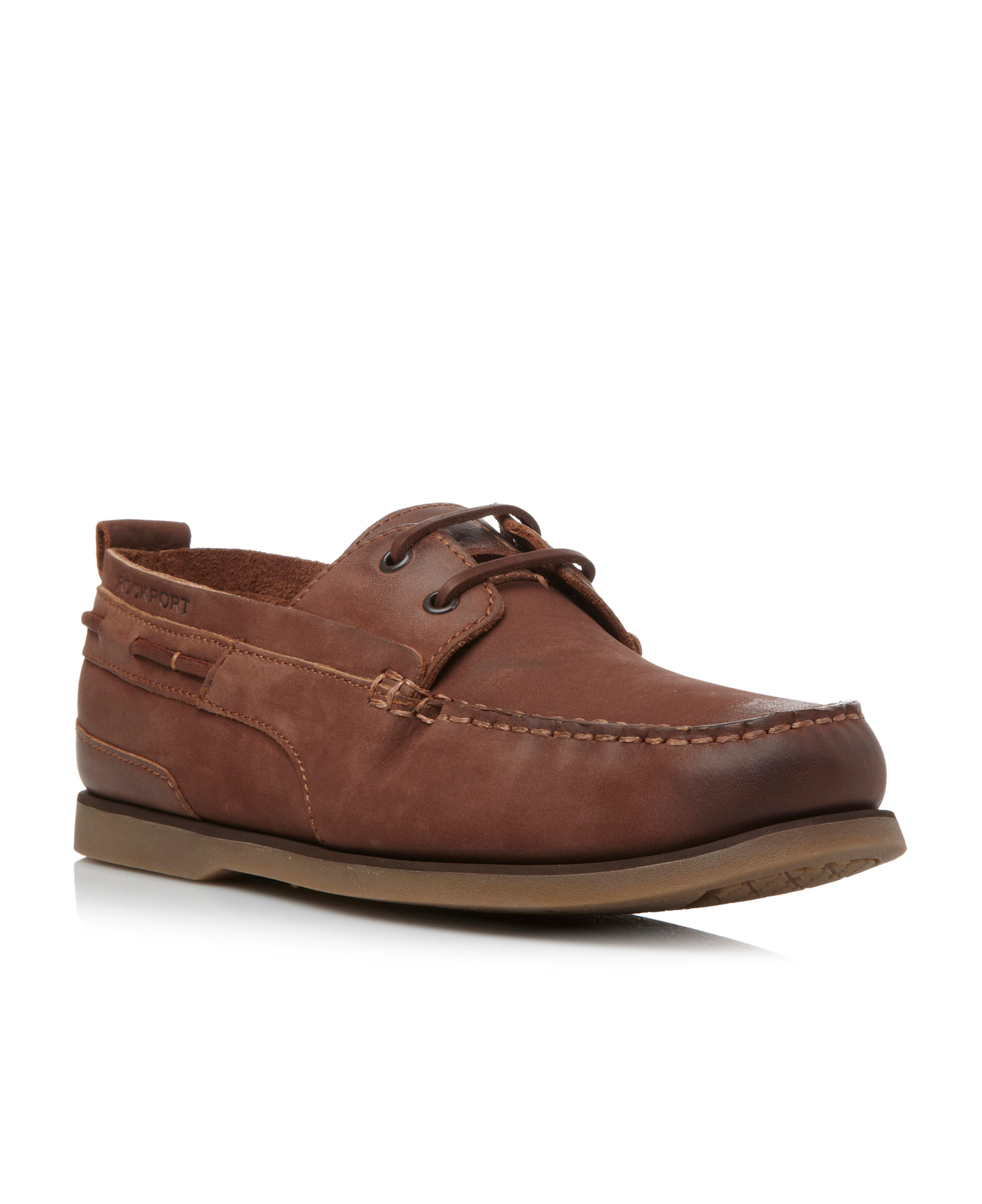 Coastal Springs 2 eye boat shoe