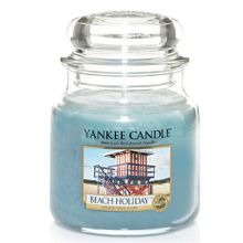 Yankee Candle Beach Holiday Medium Jar