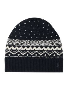 Evan fairisle hat