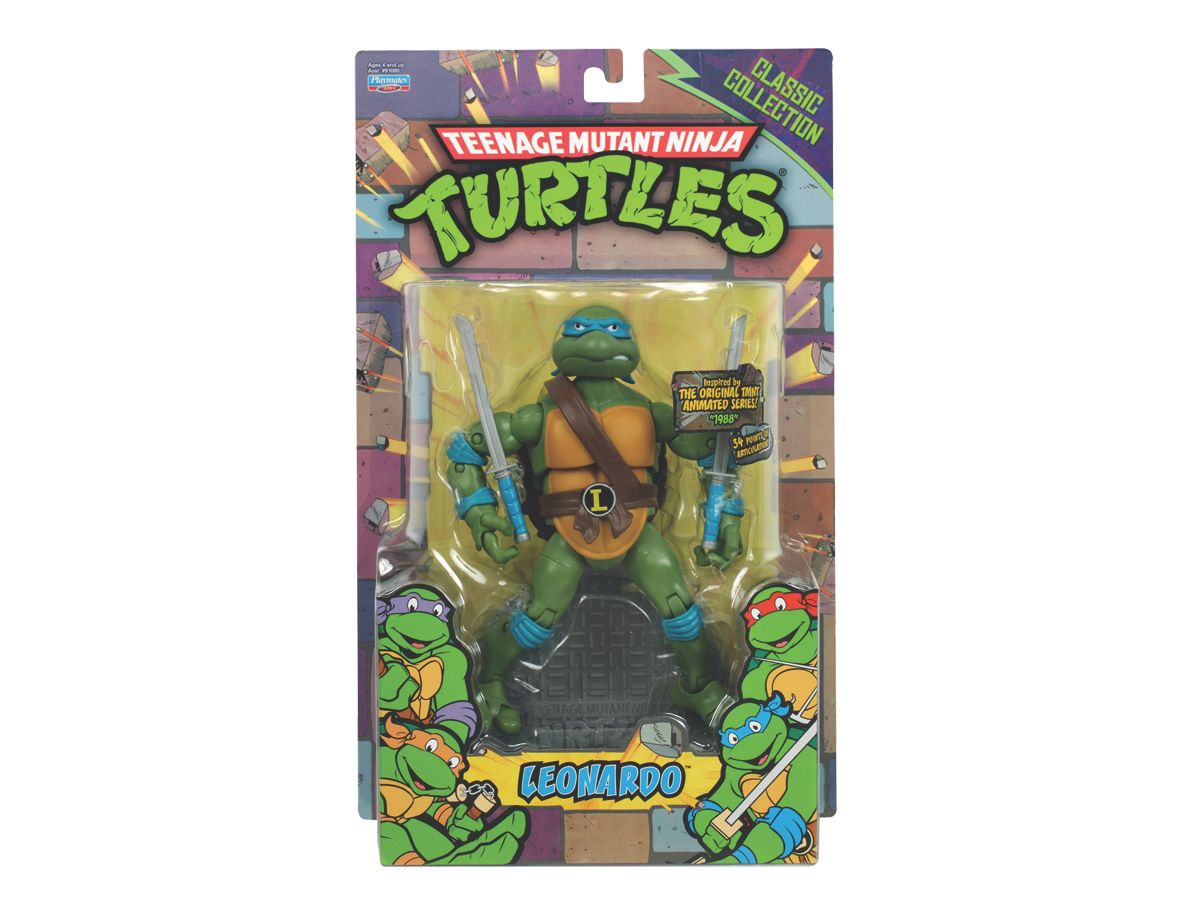 Leonardo Turtles Classic figure