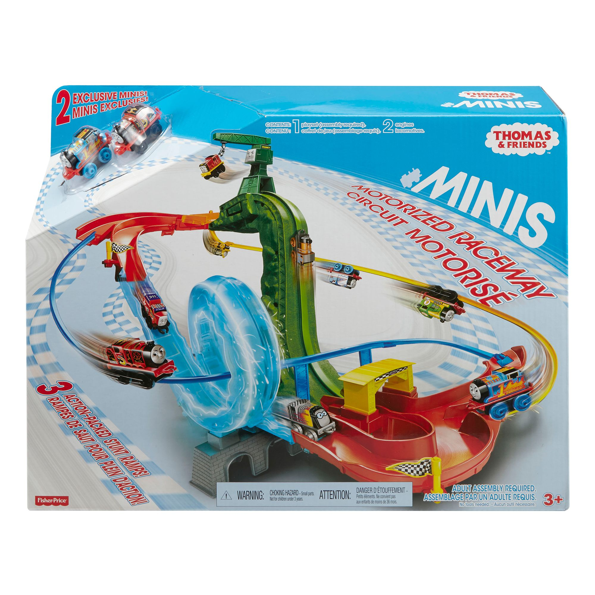 Thomas & Friends Minis Motorised Raceway
