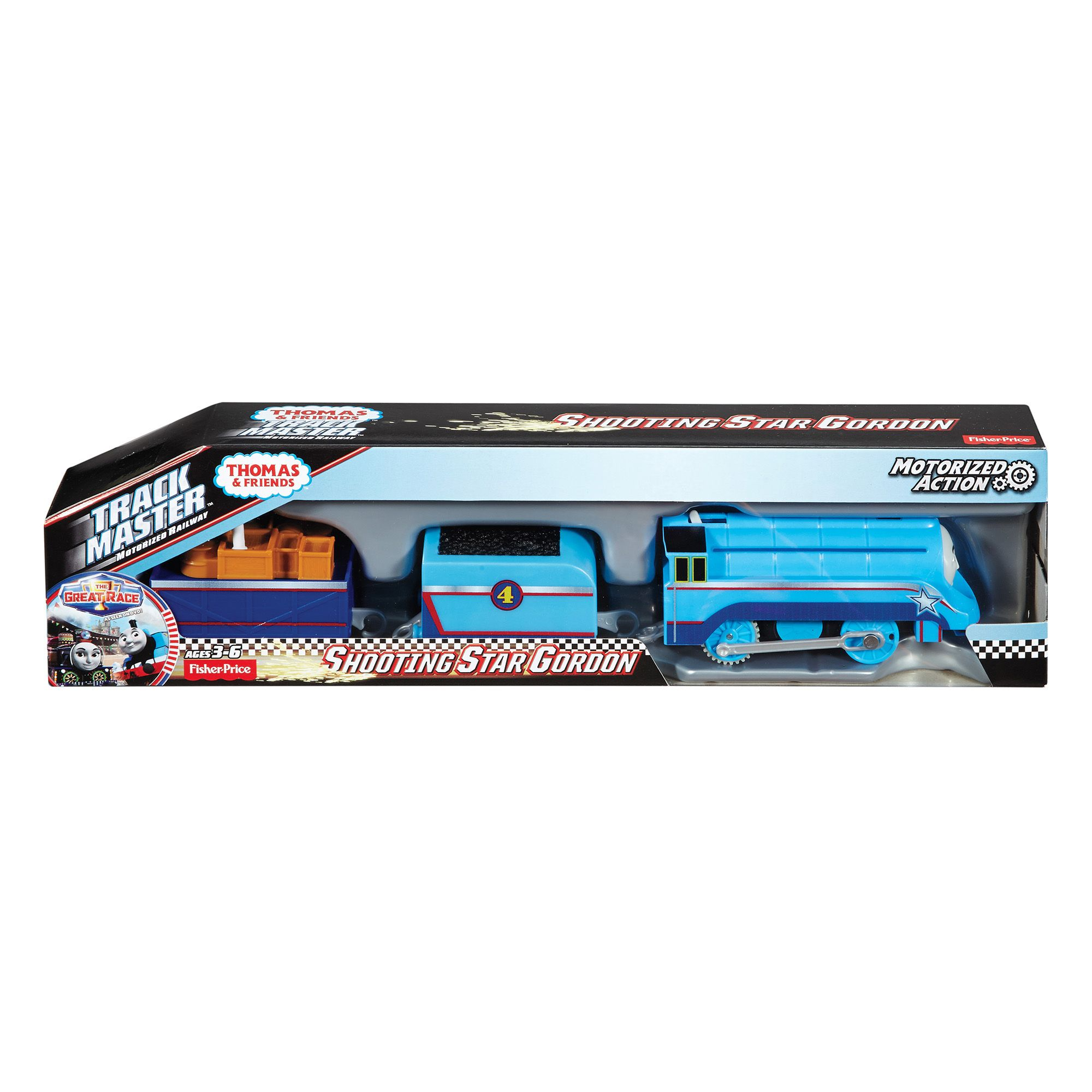 Thomas & Friends Trackmaster Shooting Star Gordon