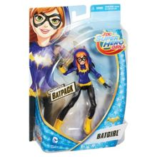 DC Superhero Girls Batgirl 6-Inch Action Figure