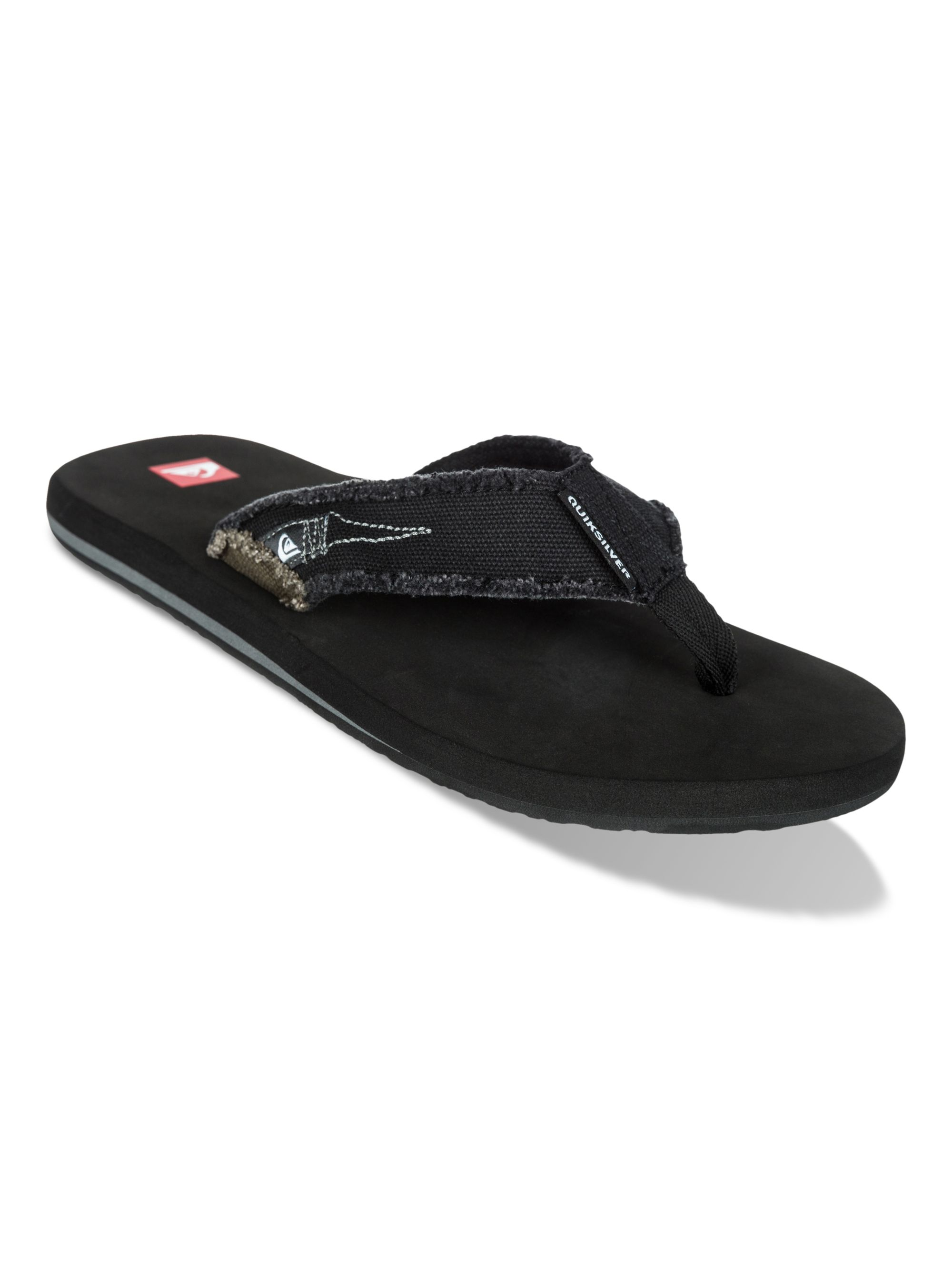 Abyss canvas flip flop