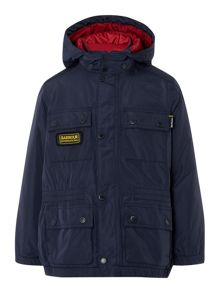 Barbour Boys Waterproof 4 Pocket Parka Jacket