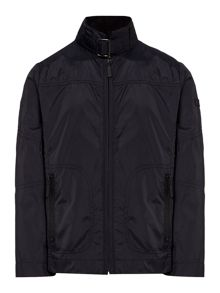 Barbour International Boys jacket with zip fastening